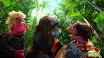 Sesame Street: The Hungry Games Catching Fur (Hunger Games: Catching Fire Parody)