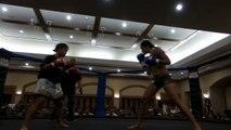 Star Elite Cagefighting Womens Kickboxing: United MMAs Shai Brione