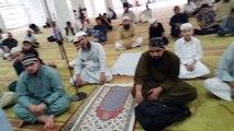 Martyrdom Of Hazrat Umar Farooq R.A And Hazrat Imam Hussain R.A By Mufti Abdul Zaman In Kowloon Masjid Hong Kong