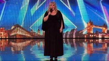 Britains Got Talent 2015 S09E05 Alison Jiear SIngs Youll Never Walk Alone from Carousel