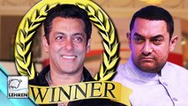 Salman Wins Aamir Loses