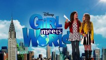 Girl Meets World 2x21: Lucas & Maya #1 (Lucas: Maya, are you seriously not gonna talk to m