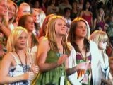 Avril Lavigne girlfriend 2007 live at teen choice awards