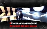 Karaoké Etienne Daho et Dani - Comme un boomerang (avec voix masculine)