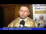 BISCEGLIE   Memoria liturgica Papa Giovanni Paolo II