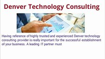 Denver Technology Consulting – Quandary Consulting Group