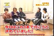 Arashi- Sho, Nino & Aiba try to make Ohno smile ENG SUB