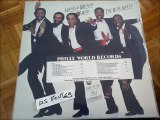 HAROLD MELVIN AND THE BLUE NOTES -I REALLY LOVE YOU(RIP ETCUT)PHILLY WORLD REC 84