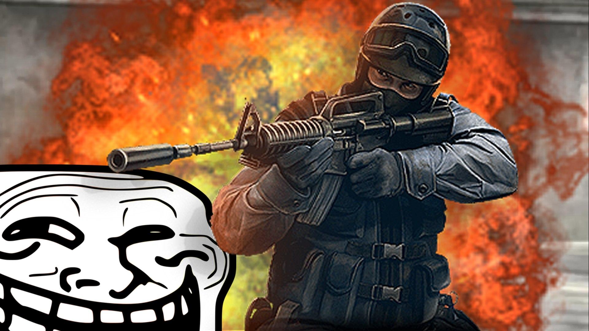 Counter Strike 1.6 -  Bots sinistros [Multiplayer Lan]
