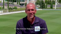 Zidane attendu au Grand Stade de Marrakech ( Danone Nations Cup  ) !