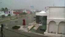 L'ouragan Patricia frappe le Mexique ( Raw  Hurricane Patricia Makes Landfall in Mexico ) !