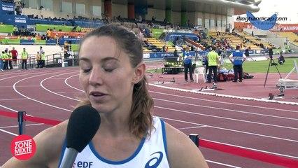 Marie-Amélie Le Fur T44 - Final 200m - Médaille d'argent
