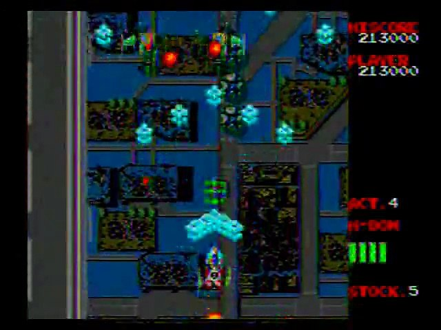 Master Of Weapon - 1LC - Normal Mode - Megadrive Genesis