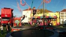 Cerise saute à l'élastique 2014-09-27