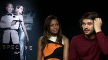 SPECTRE: Naomie Harris and Ben Whishaw want sci-fi Bond