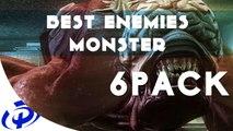 SixPack - Best Monster Enemies in Videogames