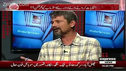 @ Q with Ahmed Qureshi - 24th October 2015