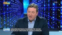 Les éditeurs de logiciels français ont franchi la barre des 10 milliards d'euros en 2014 - 24/10