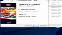 Como Instalar ACTC – Simulador Turismo de Carretera para pc