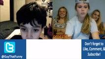 Omegle Pranks Fake Kid Trolling #1 (Omegle Funny Moments PRANK 2014)