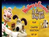 A Grand Day Out UK DVD MENU