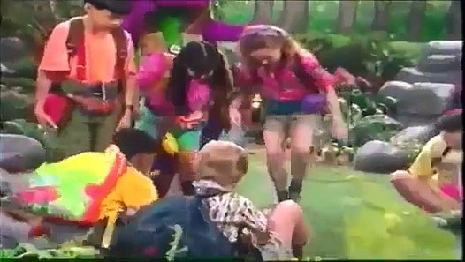 Barneys Campfire Sing Along Part 2 - Dailymotion Video