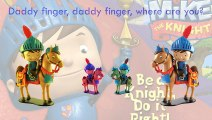 Mike The Knight Finger Family Song Daddy Finger Nursery Rhymes Dragon Full animated cartoo