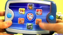Paw Patrol Ryders Puppy Pad with Chase, Marshall, Skyle, Rocky, Zuma, Rubble Nickelodeon