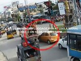 Accidents Due to Lane Fault Driving   Live Accidents in India   Tirupati Traffic Police