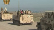 Iraq forces ramp up offensive to retake Tikrit from IS