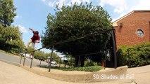 Funny Skateboarding Fail Compilation of 2015 epic fails 50 shades of fail