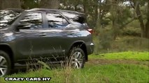 2016 Toyota Fortuner - Drive, OffRoad and Static Shots & Interior/Exterior
