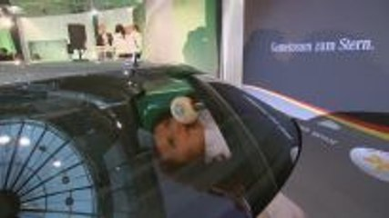 Get-together treffen bei Mercedes Benz