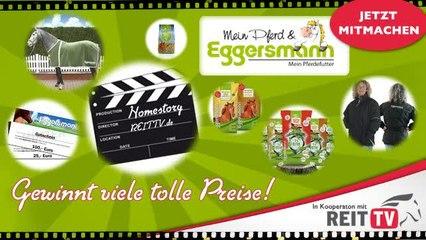 Mein Pferd und Eggersmann - mach dein Pferd zum Futter-Star