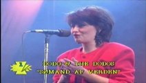 Dodo & The Dodos - Sømand Af Verden - Koncert Optagelse 1989