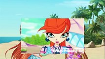 Winx Club: Season 8, Episode 1! Roxy Believix, Daphne Sirenix & Winx Butterflix! HD!