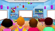 Color Songs The Red Color Song | Learn Colours | Preschool Colors Nursery Rhymes | ChuChu