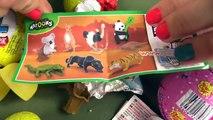 Kinderfilm - Noch mehr Überraschungseier! - Kinder Surprise Eggs