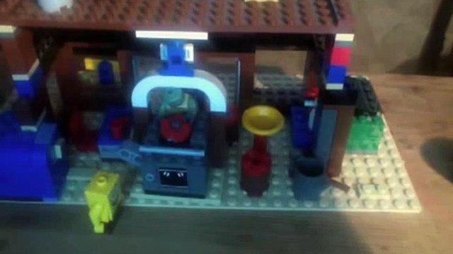 (OLD MOVIE) LEGO Spongebob Squarepants- PLANKTON!