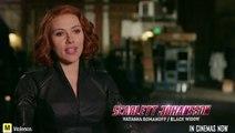 AVENGERS: AGE OF ULTRON Featurette Bruce Banner and Natasha Romanoff (2015) Marvel Movie H