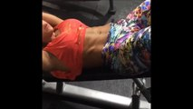 MARCELLE CYPRIANO - Wellness Athlete: Abs Workouts for Women - Exercises for Six-Pack Abs