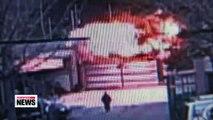 S. Korea fires warning shots at N. Korean patrol boat