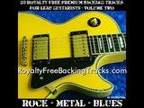 Guitar Backing Track Key of E Stoner Fuzz Phaser Groove Rock Bass Rhythm Repetitive