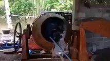 Astuce de maçon pour laver son linge