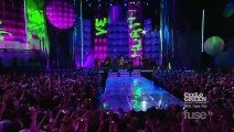 Avril Lavigne what the hell 2011 live mmva