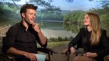 The Longest Ride   Film Q&A with Scott Eastwood & Britt Robertson [HD]   20th Century FOX