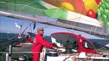 Transat Jacques Vabre 2015 - Feed Depart TJV 2015