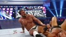 WWE Superstars: Chris Masters vs. Tyler Reks