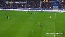 3-0 Zlatan Ibrahimovic GOAL, Cavani Asssist - Paris Saint Germain  v. Saint Etienne 25.10.2015 HD
