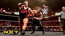Rhyno vs. Baron Corbin: WWE NXT, Oct. 21, 2015